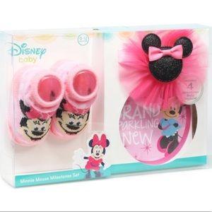 Minnie Mouse Infant Set